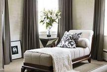 Curtain Inspiration / Window treatment ideas