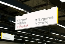 Design: Wayfinding System's / by Wayne Ford