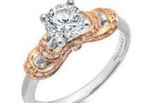 Our Brilliant Bridal Collection / Our Brilliant collection of beautiful wedding and engagement rings.