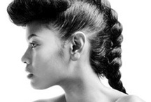HAIR STYLES / by Kel Cadet-Lyons