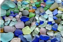 sea glass / by Faith Anne