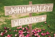 Wonderful Weddings / Wedding Decor, Style, and Unique Ideas to help you Plan Your Big Day!