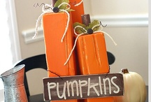 Fall/Halloween Crafts & Cards / by Candi Daitch