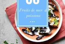 Fruits de Mer & Poissons