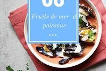 Fruits de Mer & Poissons