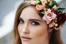 Hair and Beauty / For Your Wedding, Special Occasion, Date Night, or Everyday -- Hairstyles and Beauty Looks We Love!