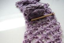 Crochet / by HollyBeth Organics