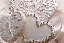 Vintage Rococo Wedding / Add a touch of elegance & glamour to your #Wedding with #VintageRococo design elements. Rich scrollwork, beading and lush 18th century styling.