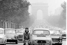 Paris d'hier / by Randy L.