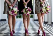 Alloy Grey Wedding / Inspirational idea's for having a AlloyGreyWedding pantone 2013 spring color. Find great #WeddingTips & #WeddingInvitations at TheInspiredEdge.com