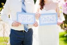 Dusk Blue Wedding