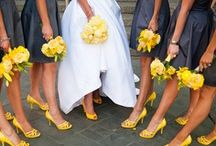 Lemon Zest Wedding Ideas