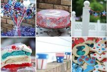 Carter's 2nd - red, white & two