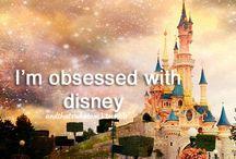 Disney  / by Gianna Ramirez