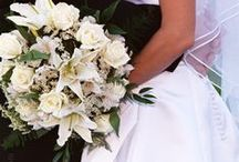 White Wedding / Dreaming of a #WhiteWedding...follow this board for #WeddingTips and ideas.