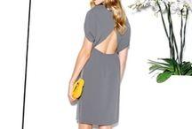 Grey style / L'autunno si colora con tantissime sfumature di grigio. #grey #style