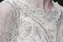 Fashion. Lace.