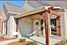 Brentwood Plan / 3 Bedroom, 2 Bath 1 Level with Open layout