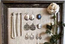 Jewelry Storage / Great ideas for storing your gorgeous jewelry!