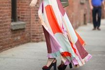 Street Style Trends / Women's Fashion straight from the streets.