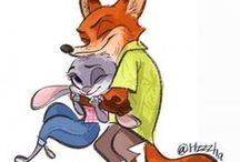 Judy & Nick / ♡