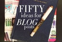Blogging; it's a real possibility! / by Denise McGuire