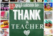 Teacher gifts / by Kiersten Cutsforth