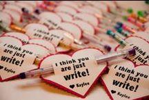 Valentine Cards to Give / by Kiersten Cutsforth