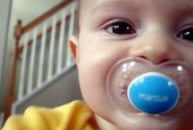 Client: MAM Personalized Pacifiers / http://www.mambabypersonalized.com/ / by Child's Play Communications