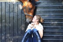 Horses / by Crystal Hickey