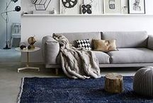 Living Spaces / by Silje Mittet