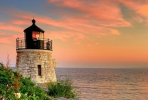 Lighthouses & Piers
