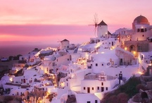 Blue... White... Greece