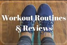 Workout Routines & Reviews / Workouts for men and for women for the gym or for home.  Fitness, weight loss, exercise.