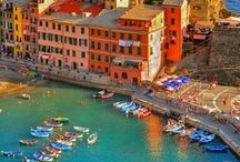 Cinqueterre e Toscana