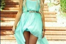 Fashion: Magical Mint / by Ashleigh Irwin