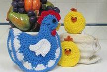 Crochet Kitchen / by Kay Barr