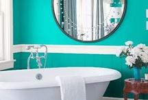 Home: Bathroom Space / by Ashleigh Irwin