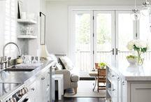 Home: Kitchen Design / by Ashleigh Irwin