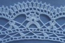 Crochet Edgings / by Kay Barr