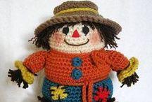 Crochet Fall