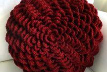 Crochet Pillow, Cushion