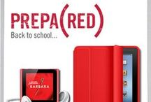PREPA(RED): Back to School / by (RED)