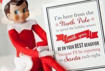 Christmas - Elf on the Shelf / by Kiersten Cutsforth