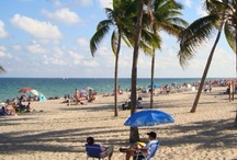 Blue Wave Beaches / Enjoy a day of fun in the sun and swimming in the warm Atlantic Ocean off the coast of Greater Fort Lauderdale