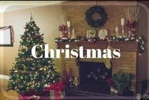 Christmas / Christmas decorations, baking recipes and holiday ideas