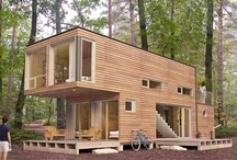 P* Tiny Homes / by Paris Sanders-Call