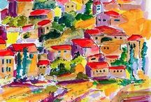 "Travel -"" PROVENCE "" / by Tracie Wallace"