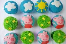 Client: Peppa Pig Treats / Yummy sweets inspired by Peppa Pig / by Child's Play Communications