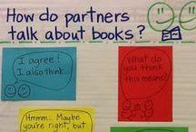 Book Clubs & Partner Work / by Alyssa Robbins